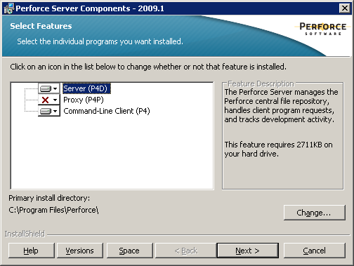 How To Install Perforce Source Control On Your Windows Home